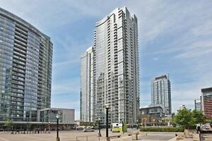 10 Navy Wharf, Huge Awesome 1 Bed+De w/ Parking, June1, C3813354