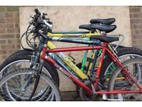 Wanted Cheap/free bicycles