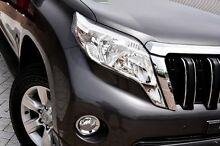 2015 Toyota Landcruiser Prado KDJ150R MY14 GXL Grey 5 Speed Sports Automatic Wagon Embleton Bayswater Area Preview