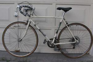 Men's road bike Royce Union 21 inch frame 27 inch wheels 10 spee