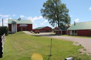 127 ACRES FARM OPERATION IN AMABEL