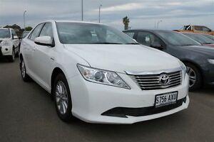 2013 Toyota Aurion GSV50R AT-X White 6 Speed Automatic Sedan Kadina Copper Coast Preview