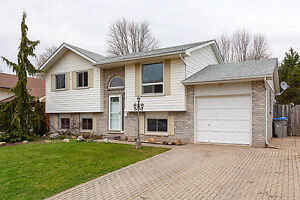 beautiful 4 bdrm raised ranch in Strathroy OH 2-4 Sat and Sun