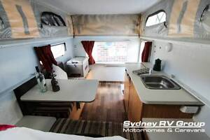 U3453 Toyota Hilux Talvor Pop Top 4X4 Camper Built Tough Penrith Penrith Area Preview