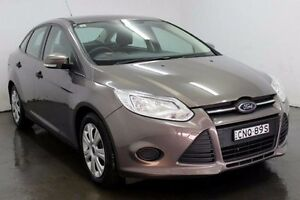 2011 Ford Focus LW Trend Bronze Sports Automatic Dual Clutch Sedan Cabramatta Fairfield Area Preview