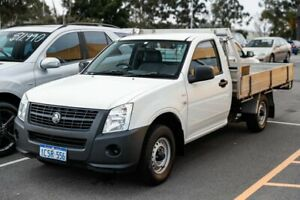 2007 Holden Rodeo RA MY07 DX 4x2 White 5 Speed Manual Cab Chassis Canning Vale Canning Area Preview