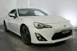 2013 Toyota 86 ZN6 GTS White 6 Speed Sports Automatic Coupe Maryville Newcastle Area Preview