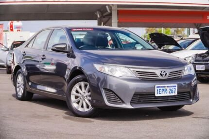 2014 Toyota Camry ASV50R Altise Graphite 6 Speed Automatic Sedan Osborne Park Stirling Area Preview