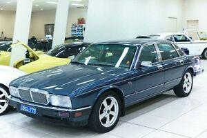 1991 Jaguar XJ6 Blue 4 Speed Automatic Sedan Carss Park Kogarah Area Preview