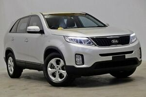 2013 Kia Sorento XM MY14 Si 4WD Silver 6 Speed Sports Automatic Wagon Seven Hills Blacktown Area Preview