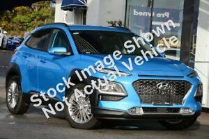2020 Hyundai Kona OS.3 Elite Blue Sports Automatic Embleton Bayswater Area Preview