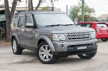 2009 Land Rover Discovery 4 Series 4 10MY TdV6 CommandShift SE Grey 6 Speed Sports Automatic Wagon Penrith Penrith Area Preview