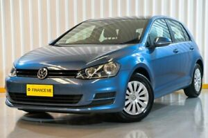 2016 Volkswagen Golf VII MY16 92TSI DSG Blue 7 Speed Sports Automatic Dual Clutch Hatchback Hendra Brisbane North East Preview