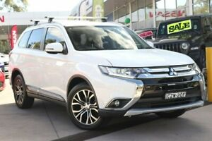 2015 Mitsubishi Outlander ZK MY16 LS 2WD 6 Speed Constant Variable Wagon Blacktown Blacktown Area Preview