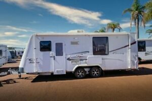 2010 Jayco STERLING 21.65-3 STERLING 21.65-3 Greenfields Mandurah Area Preview