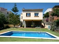 PROPERTY WITH SEA VIEW IN BARCELONA SITGES