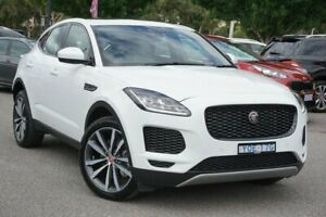 2019 Jaguar E-PACE X540 19MY Standard SE White 9 Speed Sports Automatic Wagon Phillip Woden Valley Preview