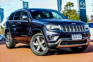 2016 Jeep Grand Cherokee WK MY17 Limited Grey 8 Speed Sports Automatic Wagon Wangara Wanneroo Area Preview