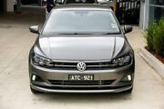 2018 Volkswagen Polo AW MY18 70TSI DSG Trendline Grey 7 Speed Sports Automatic Dual Clutch Hatchback Cairnlea Brimbank Area Preview