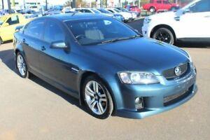 2008 Holden Commodore VE SV6 Blue 5 Speed Sports Automatic Utility Mildura Centre Mildura City Preview