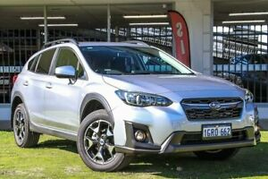 2019 Subaru XV G5X MY19 2.0i Lineartronic AWD Silver 7 Speed Constant Variable Wagon Victoria Park Victoria Park Area Preview