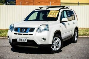 2011 Nissan X-Trail T31 Series IV ST-L White 1 Speed Constant Variable Wagon Gepps Cross Port Adelaide Area Preview