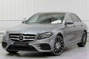 2017 Mercedes-Benz E-Class W213 E350 d Grey Sports Automatic Parramatta Parramatta Area Preview