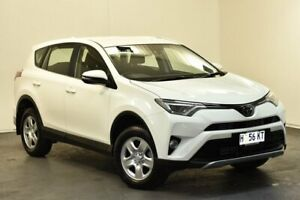 2018 Toyota RAV4 ASA44R MY18 GX (4x4) Glacier White 6 Speed Automatic Wagon North Hobart Hobart City Preview