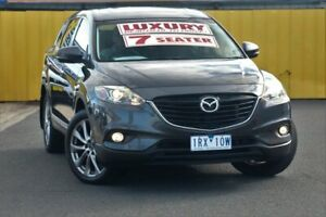 2013 Mazda CX-9 TB10A5 MY14 Luxury Activematic Grey 6 Speed Sports Automatic Wagon Cheltenham Kingston Area Preview