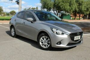 2016 Mazda 2 DL2SAA Maxx SKYACTIV-Drive Silver 6 Speed Sports Automatic Sedan Nailsworth Prospect Area Preview