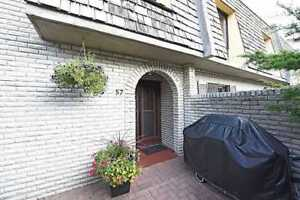 Absolutely Beautiful Spacious Townhouse In A Very Quiet Complex