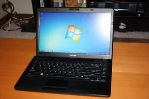 Toshiba Laptop (Core i3 processor)