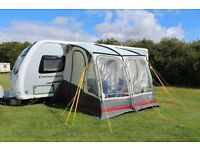 Caravan awning in good condition