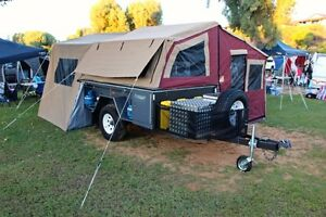Follow Me Camper Frankland with upgrades Balcatta Stirling Area Preview