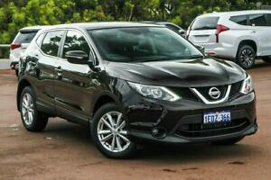 2014 Nissan Qashqai J11 TS Purple 1 Speed Constant Variable Wagon Cannington Canning Area Preview