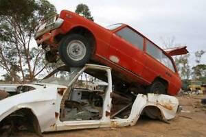 WANTED - Mazda 1300 wagon shell
