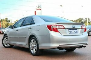 2012 Toyota Camry AVV50R Hybrid HL Silver 1 Speed Constant Variable Sedan Hybrid Wangara Wanneroo Area Preview