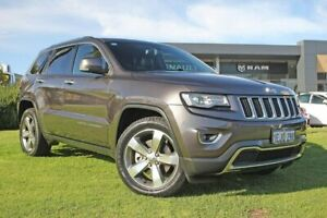 2013 Jeep Grand Cherokee WK MY2014 Limited Grey 8 Speed Sports Automatic Wagon Wangara Wanneroo Area Preview