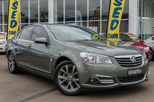2013 Holden Calais VF MY14 Prussian Steel 6 Speed Sports Automatic Sedan Kings Park Blacktown Area Preview