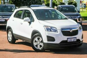 2016 Holden Trax TJ MY16 LS White 6 Speed Automatic Wagon Cannington Canning Area Preview