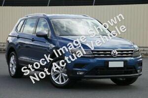 2018 Volkswagen Tiguan 5NA MY18 Allspace 132 TSI Comfortline Blue Silk Metallic 7 Speed Cooee Burnie Area Preview