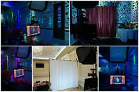 Photo Booth Rental Open Air Concept Photobooth
