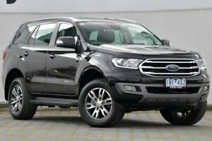 2018 Ford Everest UA II 2019.00MY Trend RWD Black 10 Speed Sports Automatic Wagon Dandenong Greater Dandenong Preview