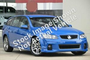 2012 Holden Commodore VE II MY12 SV6 Sportwagon Blue 6 Speed Sports Automatic Wagon Somerton Park Holdfast Bay Preview
