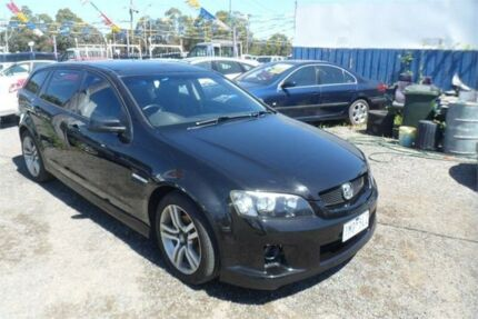 2008 Holden Commodore VE MY09 SV6 5 Speed Automatic Sportswagon Bayswater North Maroondah Area Preview