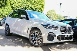 2019 BMW X5 G05 xDrive30d White Sports Automatic South Melbourne Port Phillip Preview