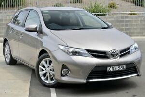 2014 Toyota Corolla ZRE182R Ascent Sport Bronze 7 Speed CVT Auto Sequential Hatchback Lisarow Gosford Area Preview