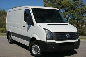 2015 Volkswagen Crafter 2ED1 MY16 35 MWB TDI300 Runner White 6 Speed Manual Van Officer Cardinia Area Preview