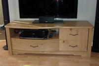 Meuble télé + 2 tables basse (négociable)
