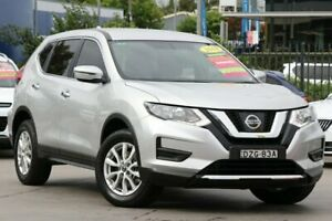 2019 Nissan X-Trail T32 Series II TS X-tronic 4WD Silver 7 Speed Constant Variable Wagon Penrith Penrith Area Preview
